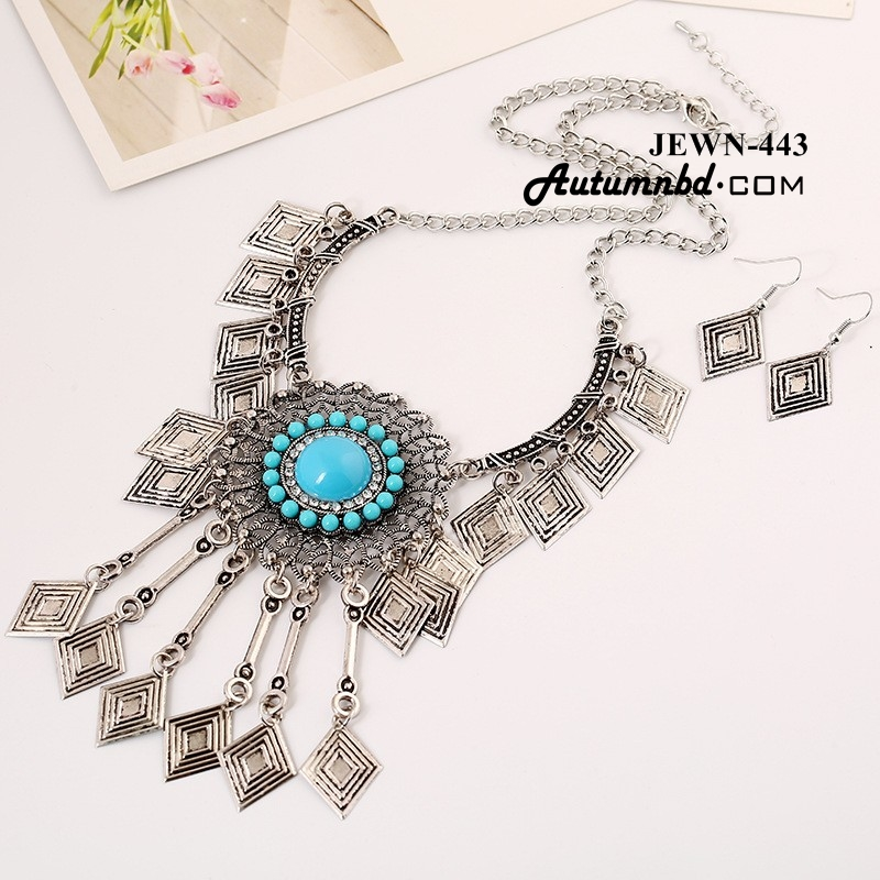 Stylish Necklace (JEWN-443)